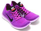 NIKE FREE RN FLYKNIT Womens Running shoes NEW with box 130 831070 501 Violet