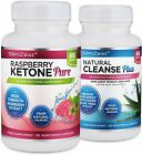 A Raspberry Ketone And Colon Cleanse Detox Combo UK Manufactured High Quality