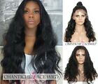 Best Brazilian Remy Lace Front Body Wave Wigs Human Hair Glueless Full Lace Wig