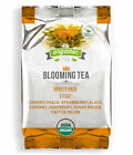 Kiss Me Organics Organic Blooming Tea Variety Pack 7 All Natural Flavors