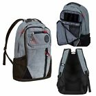 Trespass Rocka Adults Backpack Grey 35 Litre with Zipped Compartments