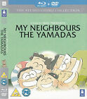My Neighbour Yamadas DVD/Blu Ray Studio Ghibli Collection 12 Slipcase Only NEW