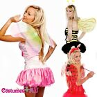 Ladies Girls Angel Fairy Bumblebee Ladybird Ladybug Costume Wings headband
