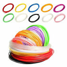 Multicolor 1.75mm PLA Printing Filament Modeling For 3D Printer Pen Drawing 5M