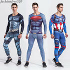 captain america the avengers suit - Marvel's The Avengers Men Superhero Suits 3D Tights Elastic Cosplay Costume