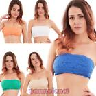 Top woman intimo bra band lace cups bandeau sexy lingerie new 1688