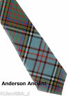 Tartan Tie Clan Anderson OR Pocket Square Scottish Plaid Ships free in US