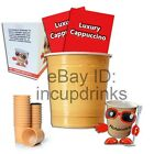 In Cup, Incup Drinks for 73mm Vending Machines - Frothy Cappuccino