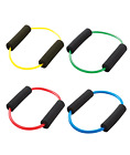 Tube Ring mit Schaumstoffgriff Fitnessring Expander Trendy Tube Tone-O