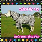 2 in 1 rug fly with lightweight waterproof top turnout full combo neck all sizes