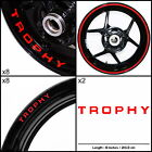 EXP Triumph Trophy Motorcycle Sticker Decal Graphic kit SPKFP1TR016 $102.39 CAD on eBay