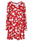 Girls Kids Novelty Christmas Swing Dress