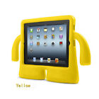 EVA Skin Shockproof Kids Protector Safety Armor Stand Case Cover For iPad 2 3 4