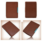 Ultra Slim Smart Magnetic Leather Case Strap Cover For Kindle Paperwhite 1 2 3