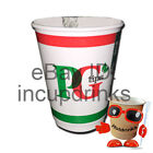 In Cup, Incup Drinks 12oz, 340ml Foil Sealed 2GO, PG Tea Black or White
