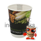 In Cup, Incup Drinks 12oz, 340ml Foil Sealed 2GO, Creamy Vegetable Soup
