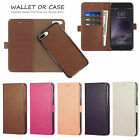 Wallet Pocket Card Leather Folio Detachable Phone Case for iPhone 7 Plus /8 Plus