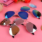 Cool Child Kids Boy Girl Retro Aviator UV400 Sunglasses Metal Frame Sun Glasses