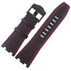 New STYLE 28MM LEATHER STRAP BAND FOR 42MM AUDEMARS PIGUET ROYAL OAK OFFSHORE