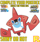 COMPLETE YOUR POKEDEX - ALL 801 POKEMON FOR SUN & MOON SHINY OR NOT