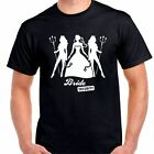 Bride security maids devils angels evil strong protection SS T shirt