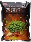2 or 3 Packs Of Roasted Hot Green Peas 8.46oz, USA Seller, Fast Shipping