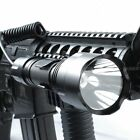 CREE T6 1200LM Tactical Scope Mount Flashlight Lamp Hunting Gun Air Rifle Torch