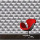 Modern Contracted Geometric Wall Covering Vinyl/PVC Contemporary Wallpaper Roll