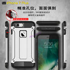 Defender ShockProof Gel Rubber Armor Phone Case Cover For Apple iPhone 7 7 Plus