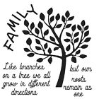 Family Frame/Block Decal
