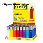 Clipper Micro Lighter Assorted Colours & Design REFILLABLE LIGHTER FAST DISPATCH