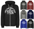 Men's Iron Mike Tyson 1988 Boxing Sport Brooklyn USA Hoodie Sweatshirt Jumper