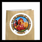 The Lion King Birthday Party Bag STICKERS Personalized Labels choose 6 or 12