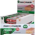 Maximuscle Promax Lean Bars Protein New 12 x 60g *All Flavours*