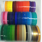 "4"" x 150 ft Roll Oracal Vinyl Pinstriping Pinstripe Tape - 63 Colors available"