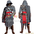 Assassin's Creed Answers Cosplay Costume Outfits Halloween Adult Fancy Uniform