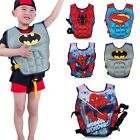 Cartoon Youth Children Universal Polyester Life Jacket Swimming Boating Vest~