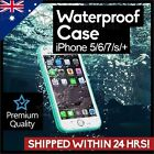 WATERPROOF SHOCKPROOF DIRTPROOF Thin Case Cover For iPhone 7 Plus 6s 5s SE
