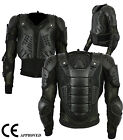 Motorcycle Motocross Children Body Armour Protection Spine Protector CE Kids