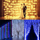 led light White/Warm White festival/birthday/party/wedding curtain light