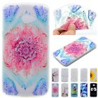 Painted Pattern Silicone TPU Slim Popular Soft Shell Case Cover For LG G3/G4/K5