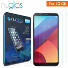 2IN1 Genuine Nuglas 9H Tempered Glass Screen Protector for LG G3 G4 G5 G6