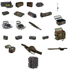 Fox Camolite Ruckall Coolbag Brew Kit Bag Carryall Case Pouch Rod Sleeve Fishing