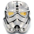 $65 Han Cholo x Star Wars Stormtrooper Ring silver HCSW16SIL $36.99 USD on eBay