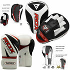 RDX Mitts Focus Punch Pad Kick Boxing Gloves MMA Punch Sheild UFC Muay Thai