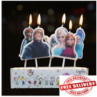 Birthday Candles Toppers Birthday Party cake Decoration Frozen Candles