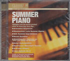 Summer Piano : Classic FM CD NEW & SEALED FASTPOST