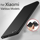 Ultra Thin Slim Silicone Soft Rubber TPU Back Case Skin Cover For Xiaomi Phones