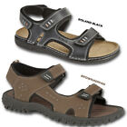 MENS SANDALS WALKING SPORTS HIKING BOYS SUMMER BEACH MULES SHOES SIZE  UK 6-12