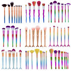 Make up Makeup brushes Face Eye Lip Blush Foundation Blending Comestic Brush Set